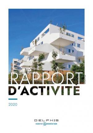 DELPHIS Rapport d'Activité 2020